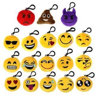 Emoji Keychain Pack