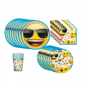 Emoji Party Bundle Set