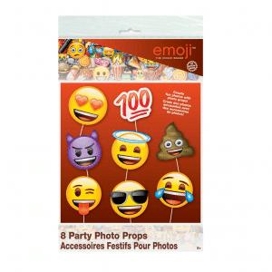 Emoji Photo Prop Set