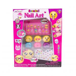 Emoji Scented Nail Art