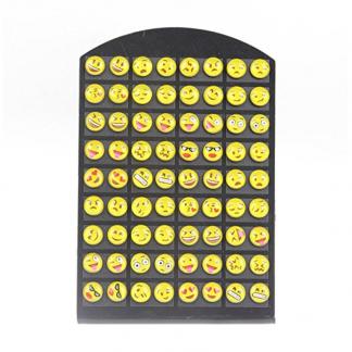 Emoji Set of Stud Earrings