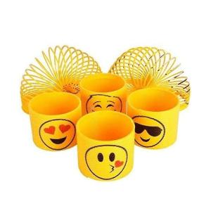 Emoji Slinkies Set