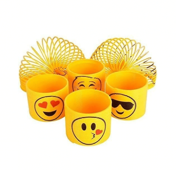 Emoji Slinkies Set
