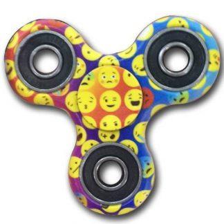 Emoji Tri-spinner Fidget Toy