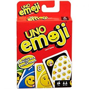 Emoji Uno Playing Cards