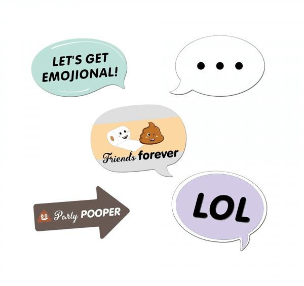 Funny Emoji Props