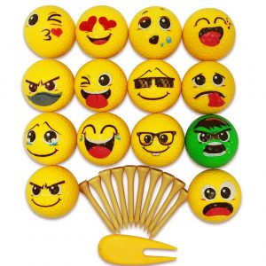 Golf Balls Emoji