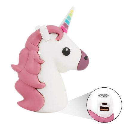 iPhone Android Emoji Unicorn Powerbank