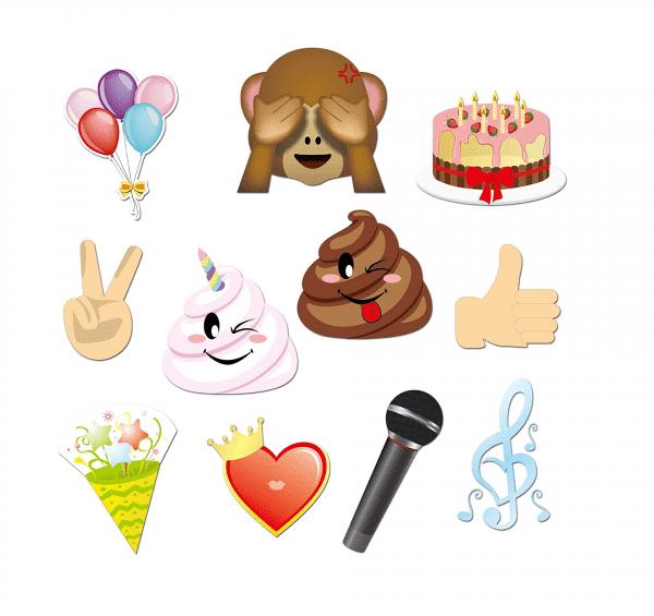 Photo Props Emoji
