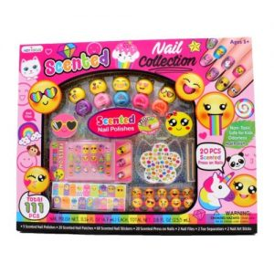 Scented Nail Art Emoji Set