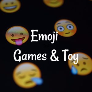 Emoji Games & Toys