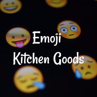 Emoji Kitchen Items