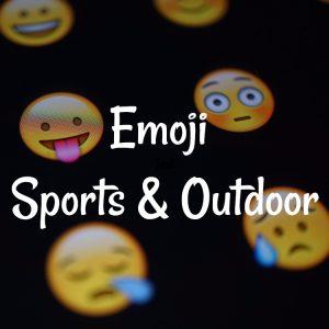 Emoji Sports & Outdoor