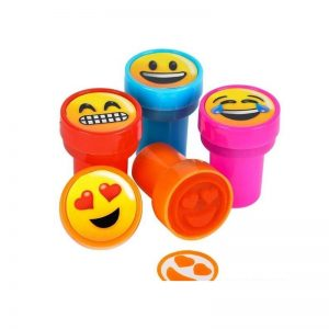 Emoji Stamps Set