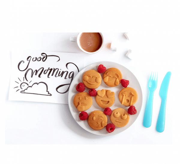 Mini Waffles Emoji Maker