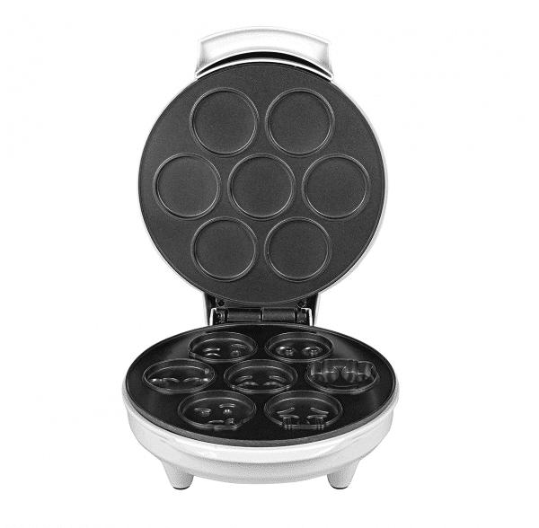 Unique Waffle Maker Emoji Faces