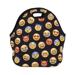 Emoji Lunch Bag