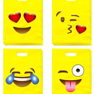 Emoji Party Favor Bags