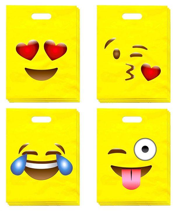 Emoji Party Favor Bags
