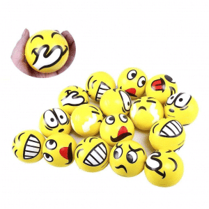 Emoji Stress Balls Set