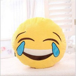 Tears of Joy Plush Pillow