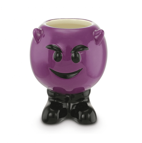 Devil Emoji Shot Glass