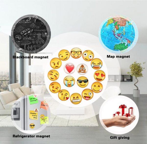 Emoji Magnet Set