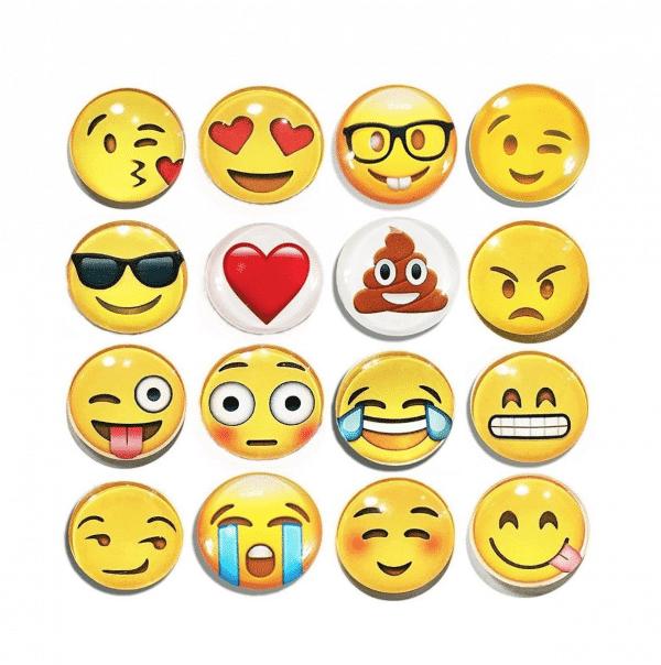 Emoji Magnetic Set