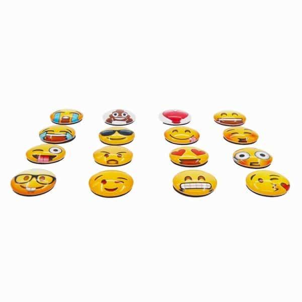 Emoji Magnets for Lockers and Fridges