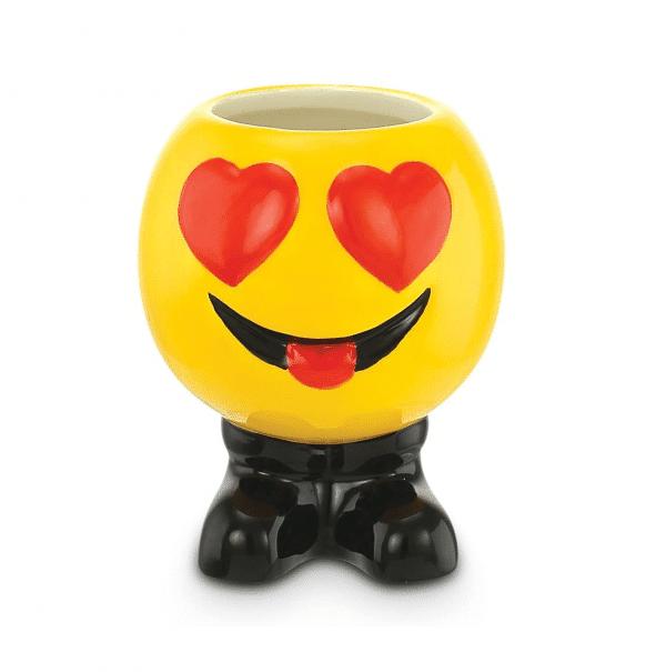 Heart Eyes Emoji Shot Glass