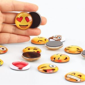 Magnet Set Emoji Design