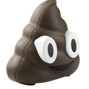 Poop Emoji Bluetooth Speaker