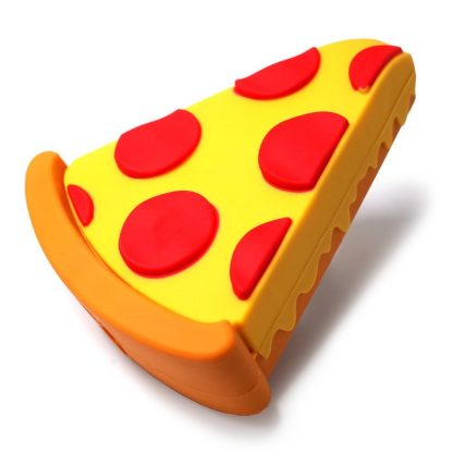 Pizza Emoji Portable Charger