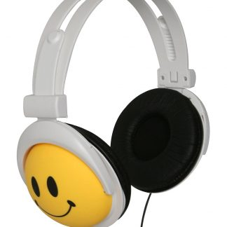 Smiley Emoji Headphone Over the Ear