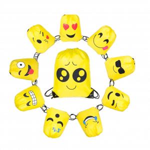 Drawstring Emoji Bags