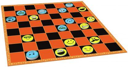 Emoji Checker Pieces