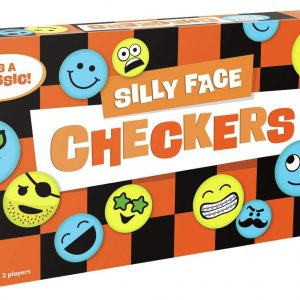 Emoji Checkers Board