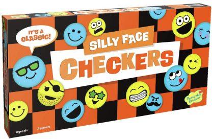 Emoji Checkers Board