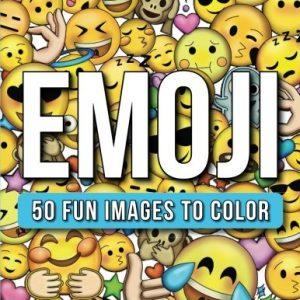 Emoji Coloring Book