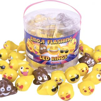 Emoji LED Rings Bucket