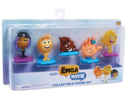 Emoji Movie Figure Set