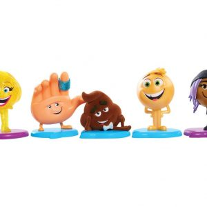 Figurine Set from Emoji Movie