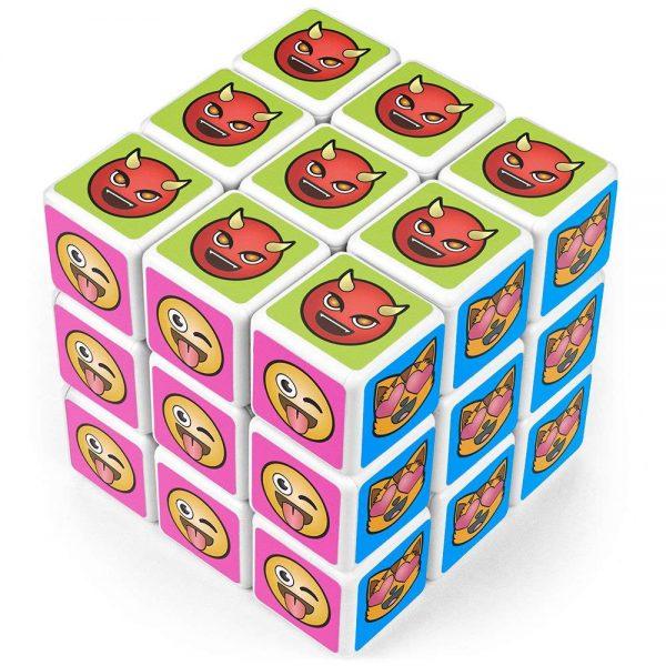 Emoji Rubiks Cube