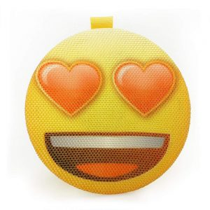 Heart Emoji Portable Speaker
