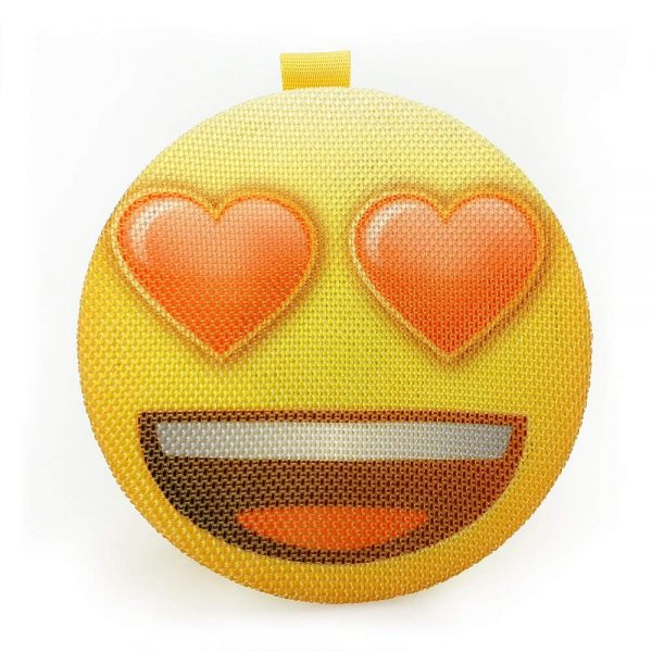 Heart Emoji Portable Speaker