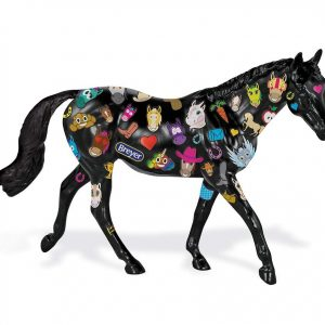 Breyer Emoji Decorate Horse