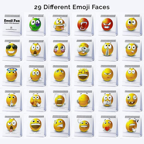 Emoiji Desk 29 Faces Gift
