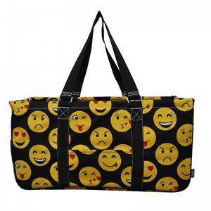 Emoji Duffle Travel Bag