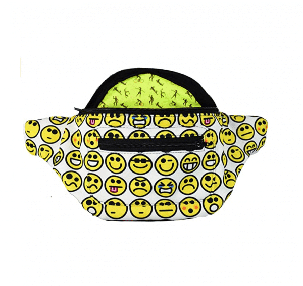 Emoji Fanny Pack Style