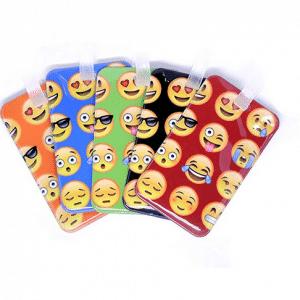 Emoji Luggage Rectanglar Tag